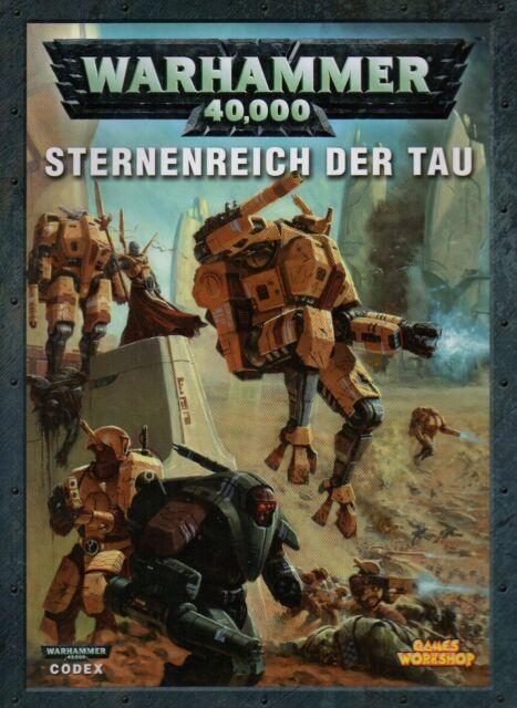 WARHAMMER 40.000 - STERNENREICH DER TAU-CODEX - IMPERIALE ARMEE - ARMEEBUCH