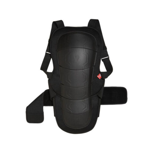 Black RRP £74.99 Red Total Impact Back Protector Small