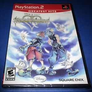Details About Kingdom Hearts Re Chain Of Memories Sony Playstation 2 Free Ship New