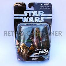 STAR WARS Kenner Hasbro Action Figure - SAGA COLLECTION BLACK - Kit Fisto
