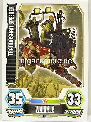 Force coronó Movie Card-Ki-Adi Mundi #075