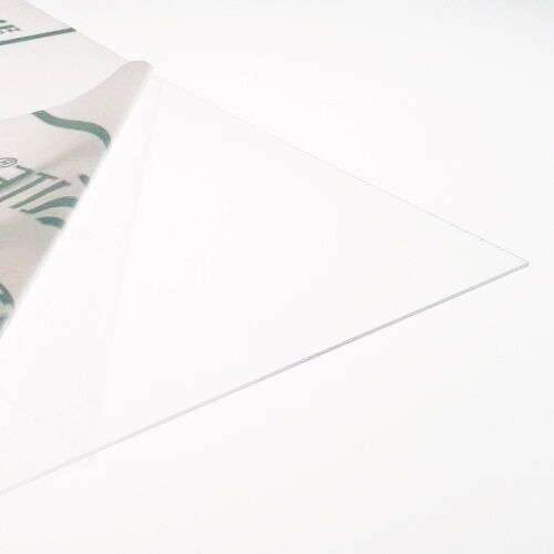 1mm Clear Thin PETG Sheet 6 SIZES TO CHOOSE Model Making Dolls House Windows
