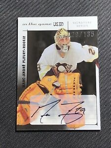 2003-04-ITG-USED-MARC-ANDRE-FLEURY-ROOKIE-SIGNATURE-SERIES-AUTO-JERSEY-29-135
