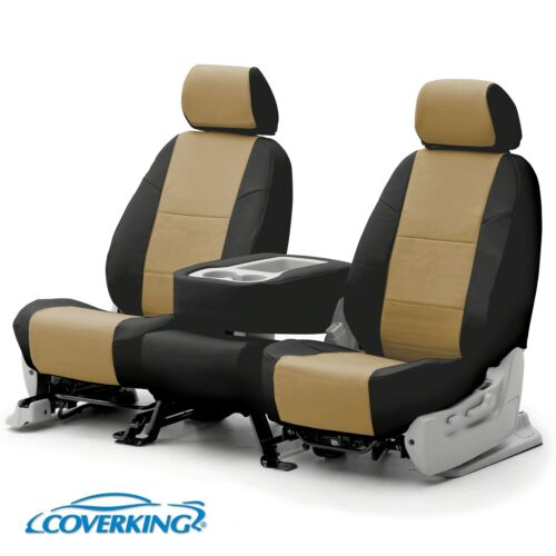 Coverking Leatherette Tailored Seat Covers for Nissan Pathfinder