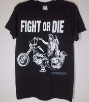Walking Dead Men's Small T-shirt Graphic Tee - Darryl Amc Zombie