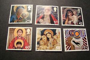 GB-2005-Commemorative-Stamps-Madonna-Fine-Used-Set-UK-Seller