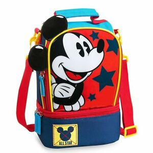 066d96003e1 Image is loading Disney-Store-Mickey-Mouse-Back-To-School-Lunch-
