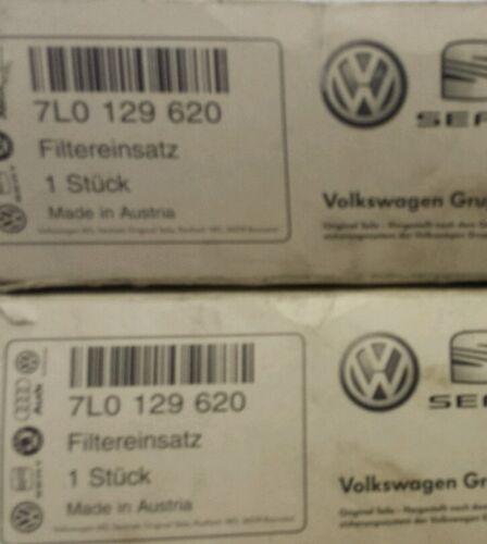 Genuine Volkswagen air filter 7L0 129 620 fits Audi and Porsche