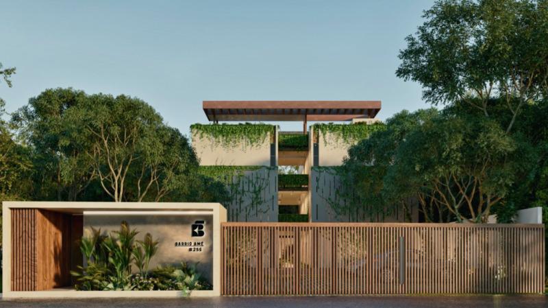 Departamento en venta al Norte de  Mérida de Yucatán