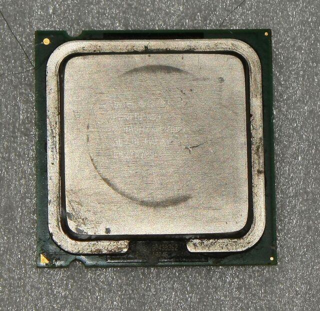 Intel Pentium 4 550 Sockel 775 3,4Ghz SL7J8 FSB800 Prescott single core