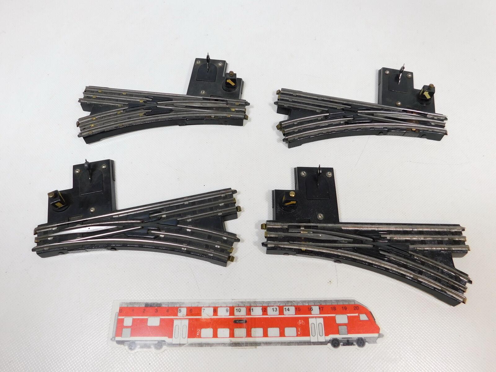Cb49 - 1 35repaso 4x Trix Express H0     DC 20   7 puntos de lavado de manos   ensayo bc1