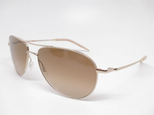 1ad15b92bf2 Oliver Peoples Womens Benedict 59mm Aviator Sunglasses