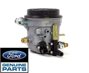 98-03 Ford 7.3L Powerstroke OEM Fuel Filter Housing embly F81Z ...