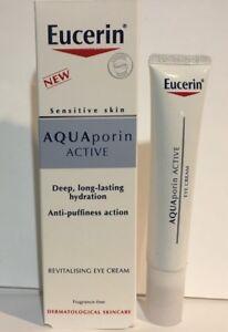 eucerin aquaporin eye cream