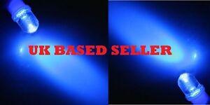 10-X-T10-168-194-W5W-501-Blue-LED-Car-Auto-Side-Wedge-Light-Lamp-Bulb-DC-12V