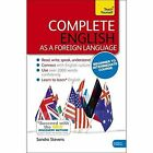 Complete English as a Foreign Language Beginner to Intermediate Course: (Book and Audio Support) by Sandra Stevens (Mixed media product, 2010)