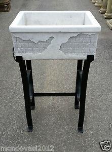 Lavandino da esterno greta ebay - Lavandino da esterno ...