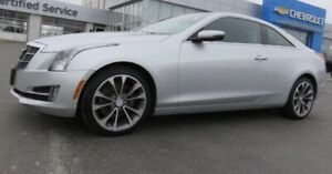 2015 Cadillac ATS Coupe Luxury 2.0T