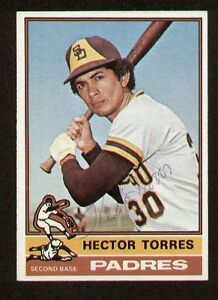 Hector-Torres-241-signed-autograph-auto-1976-Topps-Baseball-Trading-Card