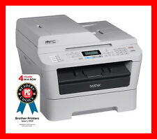 BROTHER MFC-7360N Printer w/ NEW Toner & NEW Drum - Totally CLEAN! - REFURB !!!