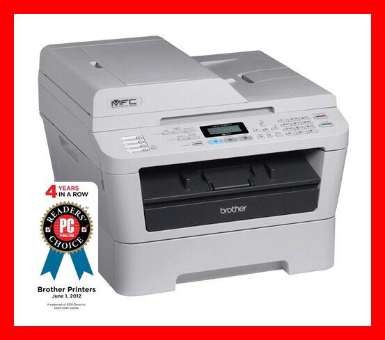 Brother MFC-7360N Printer -- REFURBISHED ! -- w/ NEW Toner & NEW Drum !!!