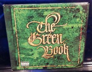 Twiztid-The-Green-Book-2016-MNE-CD-tech-n9ne-insane-clown-posse-esham-icp-abk