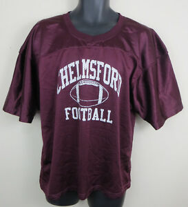 c28950315 Image is loading Mesh-Shirt-Tank-Top-American-Football-Jersey-Chelmsford-