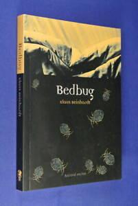 BEDBUG-Klaus-Reinhardt-BOOK-Bedbugs-History-Insects-Entomology-Natural-Science