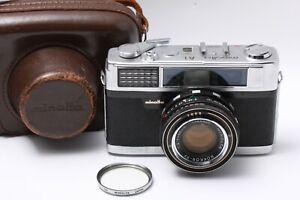 Minolta-AL-35mm-Film-Entfernungsmesser-mit-Filter-Case-exc-5-Japan-200996