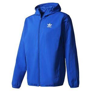 Adidas Chaqueta Cortavientos Hombre Originals Nyc En Abrigo Espiga RPq1FRn