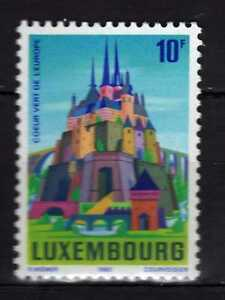 Luxemburg-1983-Great-Heart-of-Europe-New-MNH