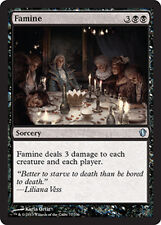Famine X4 (Commander 2013) MTG (NM) *CCGHouse* Magic