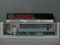 Lionel Alka-Seltzer Tractor & Trailer  #6-12811   ~New in Box~