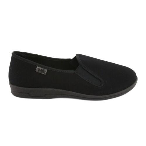 Befado chaussures hommes pvc 001M060 noir