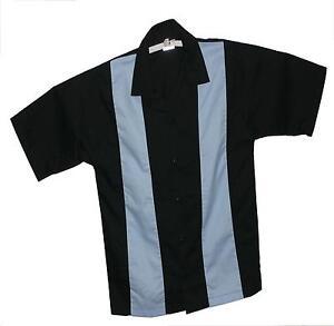 552c4bca70d909 Das Bild wird geladen Bowling-Hemd-Shirt-Charlie-Sheen-Style-Gr-M-
