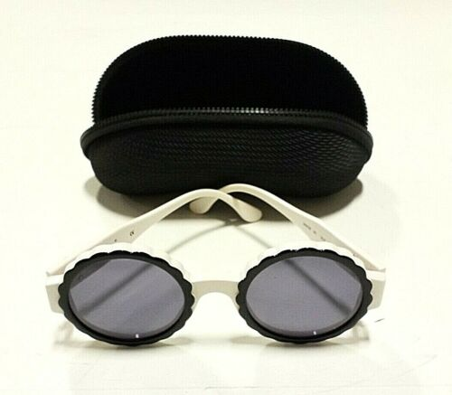 Chanel Paris Round Flower Sunglasses 03524 C0200