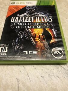 BATTLEFIELD 3 LIMITED EDITION🍁🍁