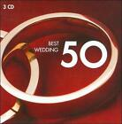 Best Wedding 50 (CD, Mar-2011, 3 Discs, EMI Classics)