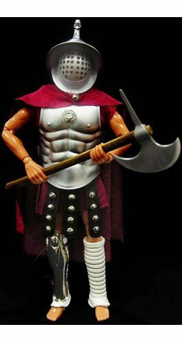 Ignite 1/6 Gladiator Myrmillo Action Figure