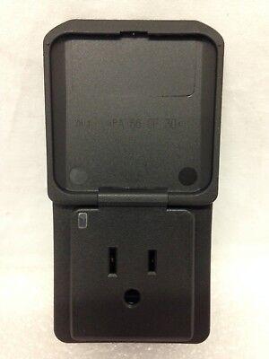 Enclave household outlet 120v plug assembly for OEM console AC power inverter