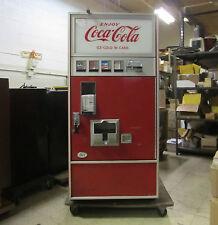 Vtg Cornelius 50-0814-800 Coca-Cola/Coke Soda Pop Vending Machine w/CAN OPENER