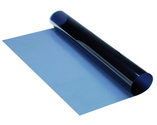 17600 76x300 cm FOLIATECMidnight-Reflex-light con Pellicola Protezione termica per