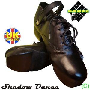 da20d712a94e BRAND NEW! IRISH HEAVY SHOES JIG HARD DANCE DANCING GENUINE LEATHER ...