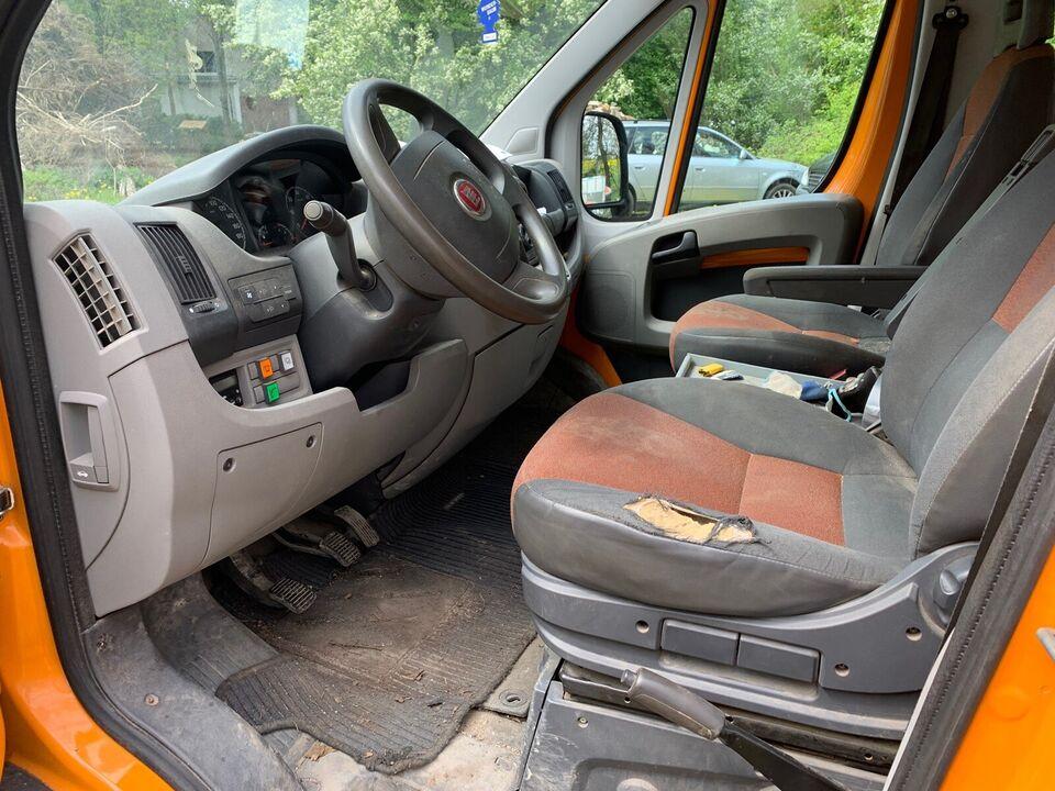 Fiat, Ducato 35 Maxi, 3,0 MJT 160 Kassevogn LHT