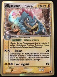 Carte-Pokemon-ALIGATUEUR-2-101-HOLO-Iles-des-DRAGONS-Bloc-EX-FR