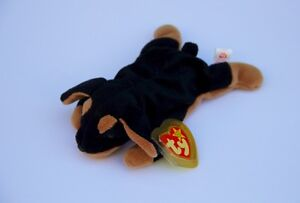 b7b101339cd Image is loading Doby-Ty-Beanie-Baby-1996-Rare-and-Retired