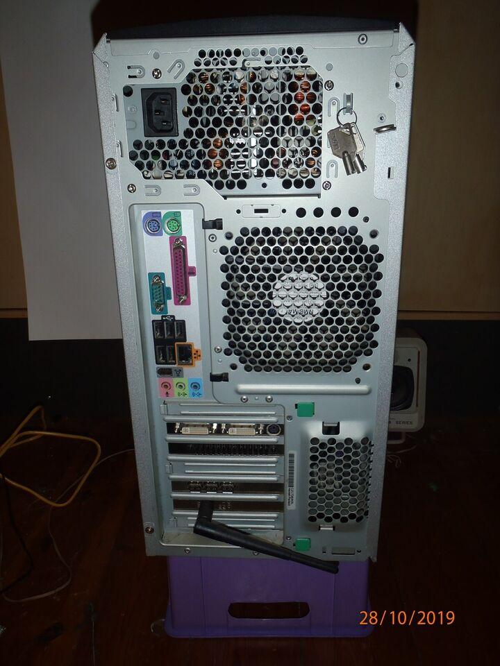 HP, Workstation XW8400, 2x2,66 Ghz