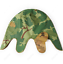 Generic-Vietnam-War-US-Mitchell-Reversible-Helmet-Cover-Color-Camo-Unisex thumbnail 1