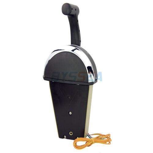Single Binnacle Outboard Control Box MERCURY Engine Remote Control Kit 8M0059686