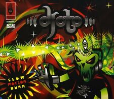 Slow Motion Burn - Djoto (2010, CD New)